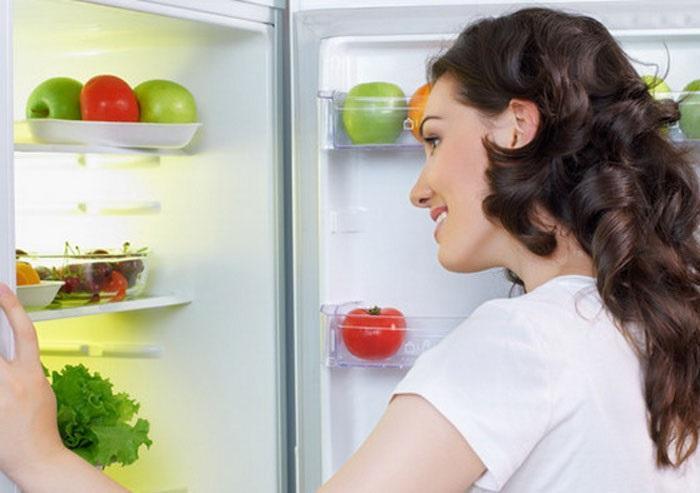 Cách sắp xếp thực phẩm trong tủ lạnh với 3 phút hoặc ít hơn