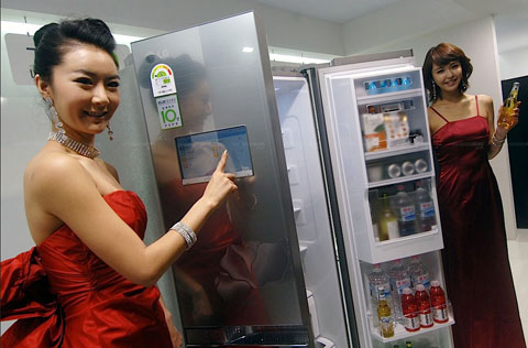 Phương pháp sử dụng tủ lạnh đúng cách mùa nóng