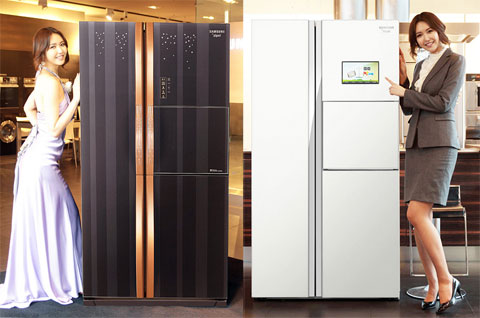 Tủ lạnh bị chảy nước ra sàn phải làm gì để khắc phục